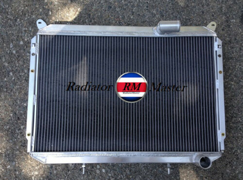 ALUMINUM RADIATOR FOR 1984-1989 NISSAN 300ZX  3.0L V6 1985 1986 1987 1988 Turbo