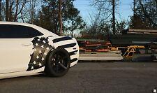 2010/2011/2012/2013/2014/2015 Camaro [TAF_DS]-Tattered American Flag-Driver Side
