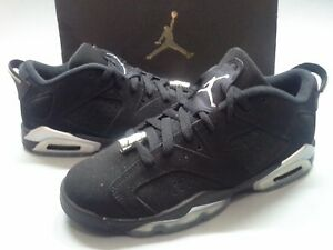 size 40 c7b47 52555 Image is loading New-Nike-Air-Jordan-Retro-6-VI-Low-