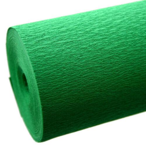 0,58€//m²  30 Meter Krepppapier Krepp-Papier Bastelkrepp Floristenkrepp farbecht