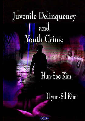 Juvenile Delinquency and Youth Crime by Hun-Soo Kim, Hyun-Sil Kim (Hardback,...