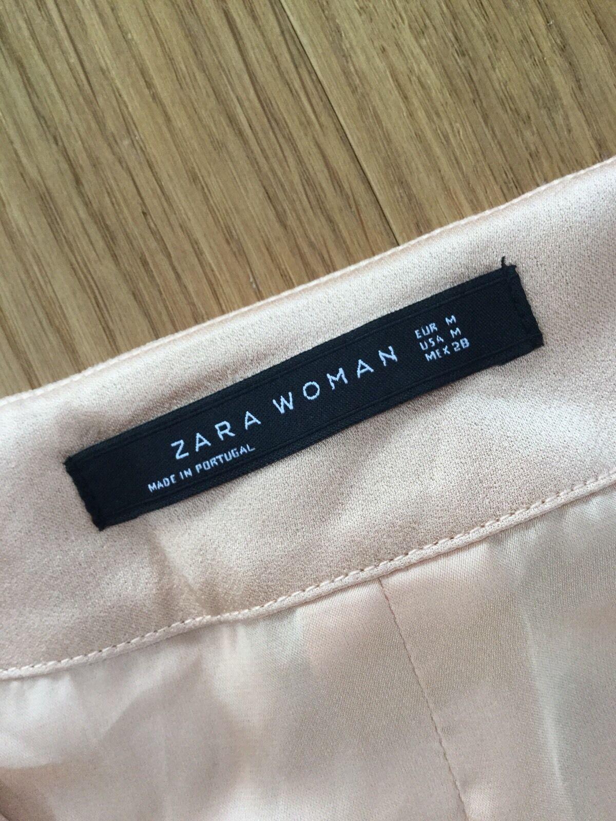 Kleid Longweste Nude von von von ZARA Gr.38 M Neu Blogger | Überlegene Qualität  | Gute Qualität  | Zu einem niedrigeren Preis  cdbd3f