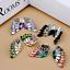Elegant-Women-Rhinestone-Resin-Crystal-Ear-Stud-Eardrop-Earring-Fashion-Jewelry thumbnail 2