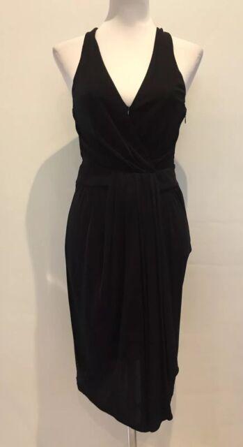 SABA Ladies Black Dress Women's Size 8 Party Club Summer Wear