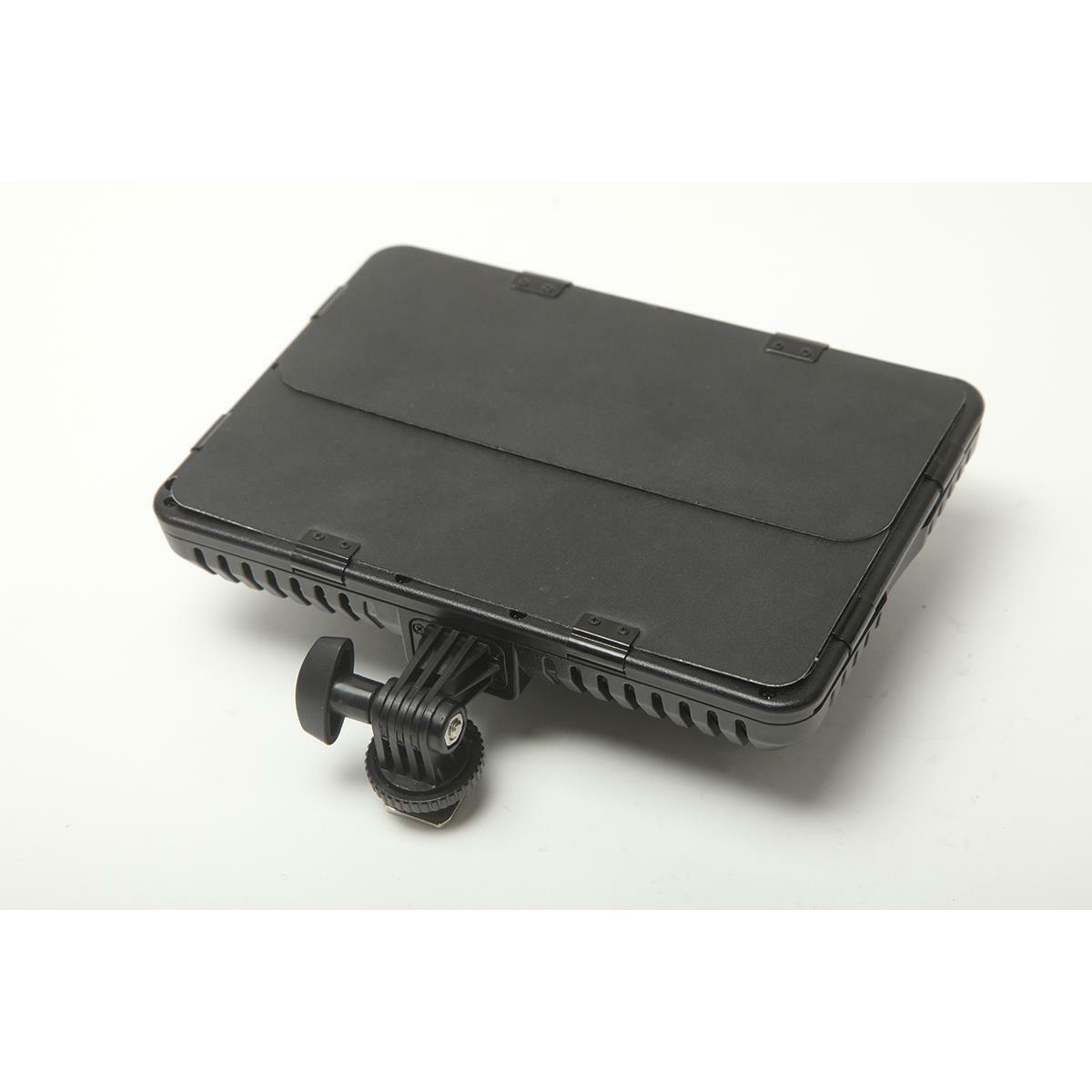Sunpak LED 330 Video Light, Black (VL-LED-330) - SKU#1433434
