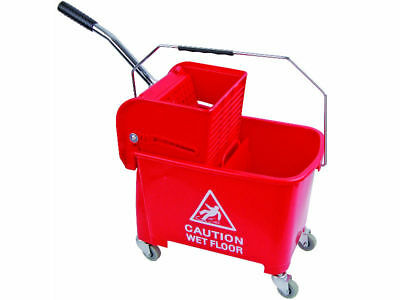 Kentucky Wringer 20L Mop Bucket on Wheels Commercial Cleaning