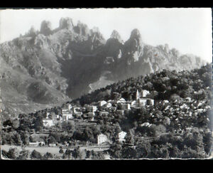 ZONZA-Corse-VILLAS-amp-EGLISE-AIGUILLES-de-BAVELLA-en-1961