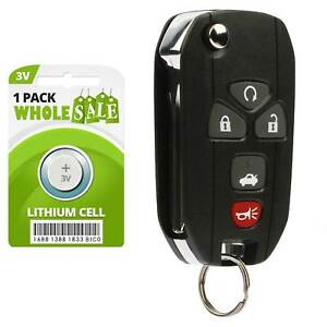 Image Is Loading Replacement For 2007 2008 2009 Saturn Aura Keyless