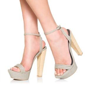 JustFab Shoes | Kently Just Fab High Heels | Poshmark