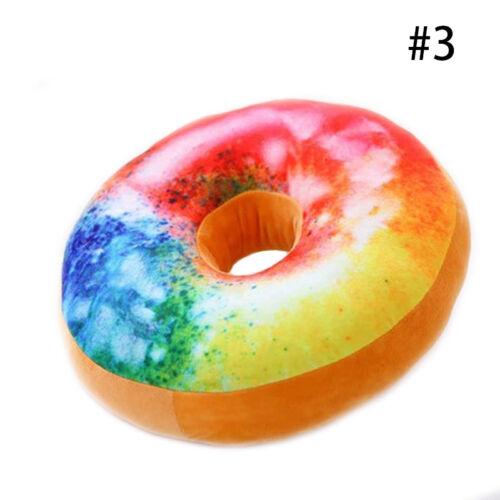 40cm Donut Kissen//Kissenhülle Schoko glasur Dekokissen Lounge Kissen Sitzkissen.