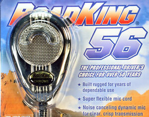 Details about Chrome 4-Pin Dynamic Noise Canceling CB Mic with Flex Cord -  RoadKing RK564PCH