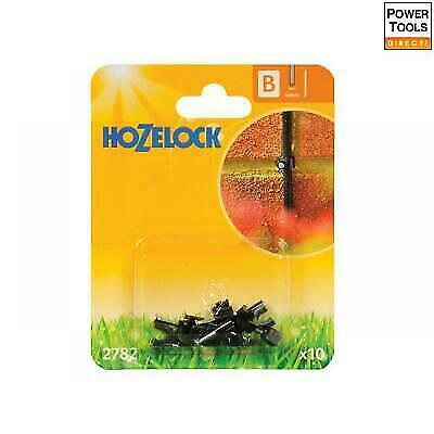 HOZELOCK Micro Irrigation Wall Clip 4mm 2782
