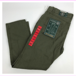 G-H-BASS-amp-CO-Stretch-5-Pocket-Pant-Hiking-Flex-Waistband