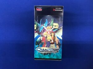 Vanguard V-EB02 Champions of the Asia Circuit Extra Booster Box Cardfight!