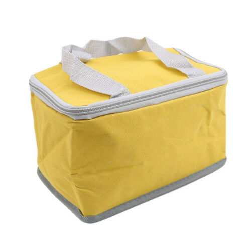 Portable Oxford Cloth Insulated Thermal Cooler Lunch Box Picnic Storage Bag shan