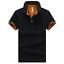 Men-039-s-Fashion-Slim-Short-Sleeve-Shirt-T-shirt-Casual-Tops-Blouse-Tee-Shirts-Men thumbnail 21