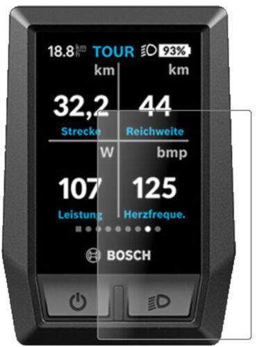 Lámina protectora para Bosch kiox E-Bike display anti-shock Matt 9h Lámina pantalla