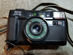 Ricoh-AF-5-38mm-1-2-8-35mm-film-camera-with-manual-REPAIRS