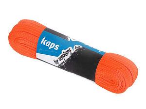 Caricamento dell immagine in corso Lacci-arancio-fluo-da-120cm-per-scarpe -con- f432a027277