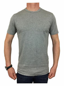 59efac3e92d Image is loading Sunspel-Mens-Plain-Cotton-T-Shirt-Tee-in-