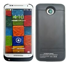 "Motorola Moto X 2014 (X+1/2nd Gen) 5.5"" Power Bank Case 4200 mAH Battery Case"