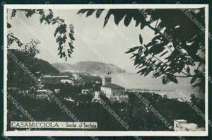 Napoli Casamicciola Isola d'Ischia Hotel Suisse Foto cartolina RB7238 - Italia - Napoli Casamicciola Isola d'Ischia Hotel Suisse Foto cartolina RB7238 - Italia