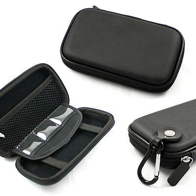 Black Hard Shell Carrying Case for G-Technology G-Drive Mini Mobile Mobile USB