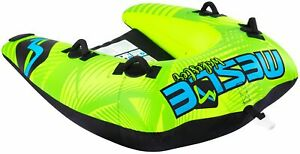 MESLE Tube Wakester 2, Fun-Towable, aufblasbar, Wasser-Sport Schlepp-Reifen