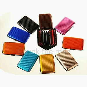 Aluminum-Wallet-Credit-Card-Holder-Case-for-Men-amp-Women-With-RFID-Protection