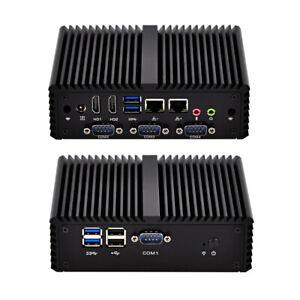 Details about Newest Ubuntu Linux 4 RS232 2955U 3215U I3 I5 I7 Industrial  Mini computer