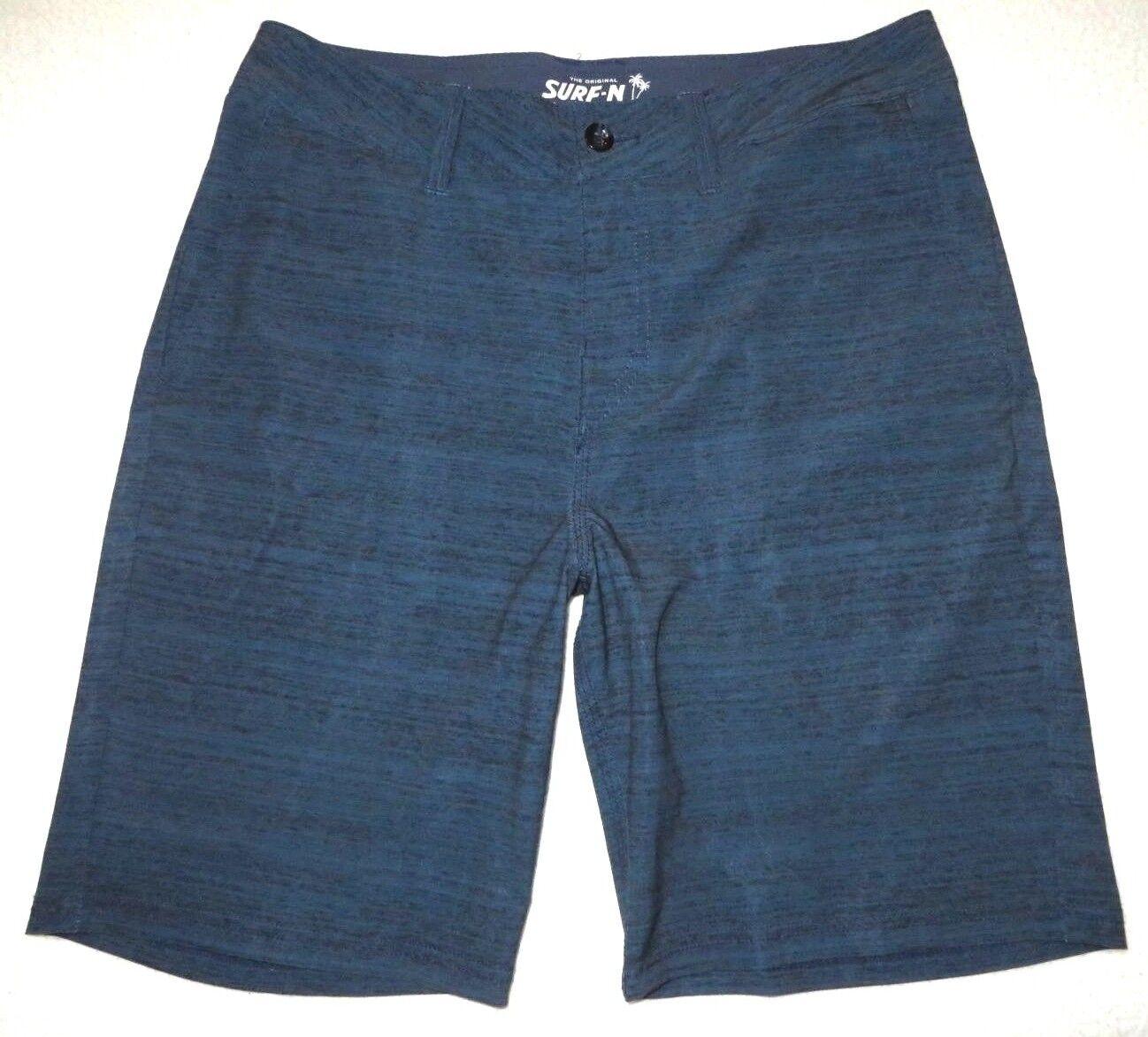 New Vans Mens Jalama Surf n Shorts Hybrid 20  Walk Shorts Boardshorts 32
