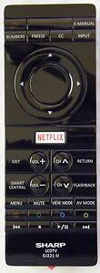 Original-Sharp-GJ221-U-Remote-for-LC-43UB30U-LC-50UB30U-LC-55UB30U-Sharp-4K-TVs