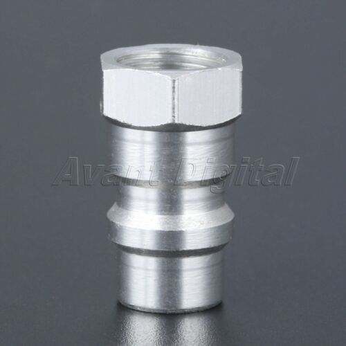 """R22 R502 R12  Screw to R134A Fast Conversion Adapter Connector Valve 1//4/"""""""