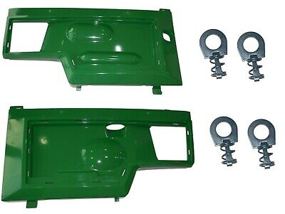 John Deere AM128982 Right H and Engine Side Panel Assembly 415 425 435