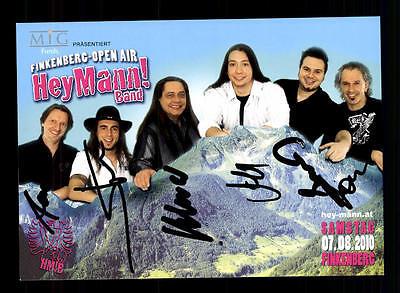 Liberal Hey Mann Band Autogrammkarte Original Signiert ## Bc 63946 Sammeln & Seltenes Autogramme & Autographen
