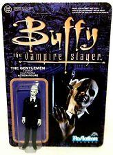 "THE GENTLEMAN ReAction Super 7 BUFFY THE VAMPIRE SLAYER Retro 3.75"" Figure Funko"