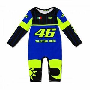 Vrkbb 263701 VR46 Officiel Valentino Rossi Tortue Bébé Boby Costume