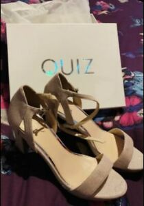 Brand New, Never Been Worn, Quiz Shoes, Size 7