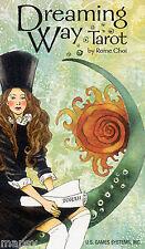 Dreaming Way Tarot 78 Cards Deck + Booklet Numerology Pagan Kabbalah Divination