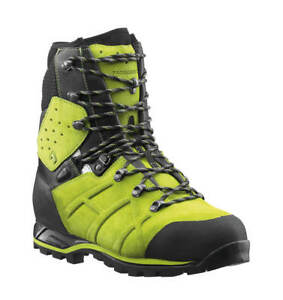 HAIX-Forststiefel-Protector-Ultra-lime-green