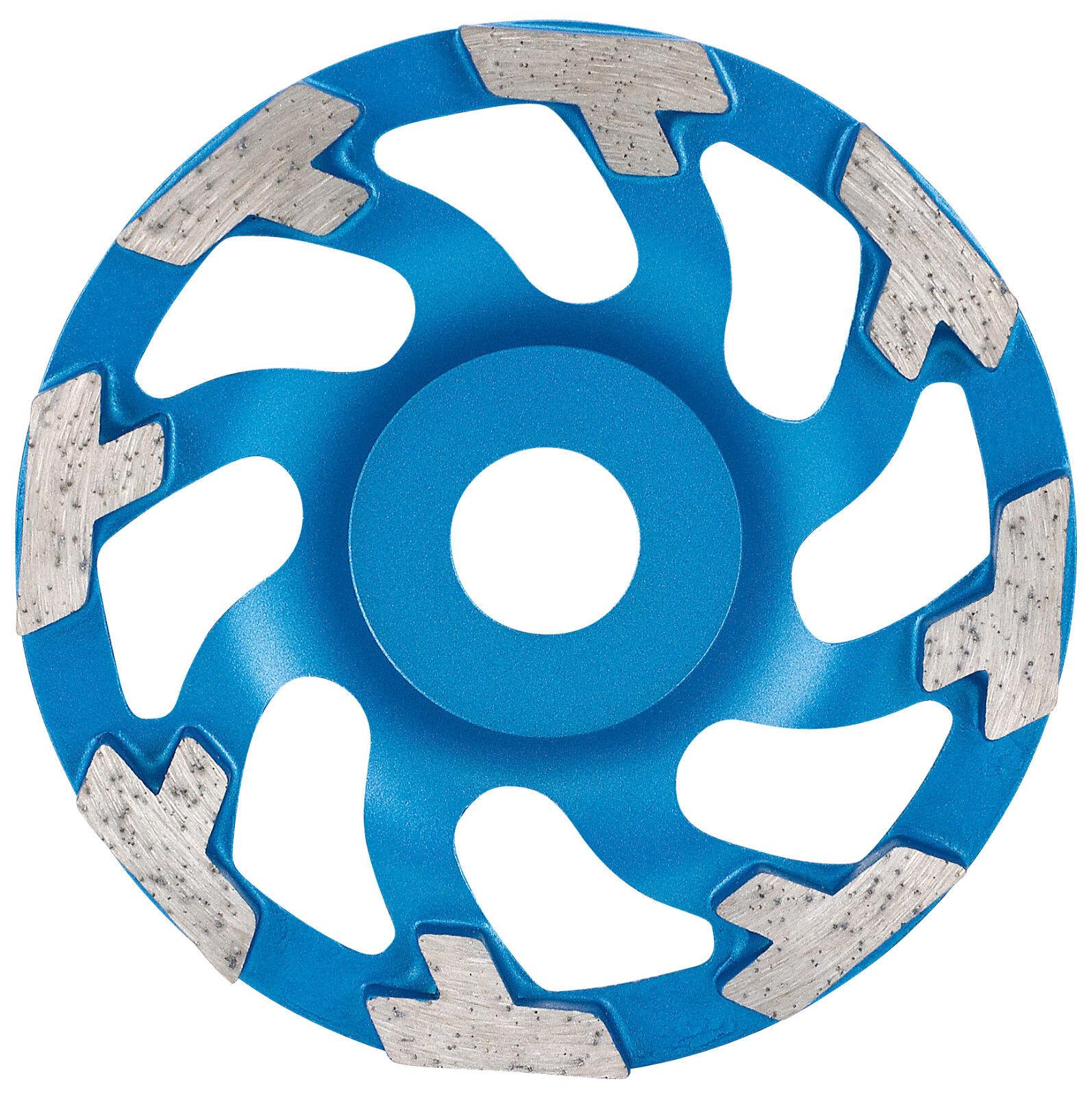 Disco de Lija Diamante 115 x 22,23 Dst Blue Speed, Para Hormigón,Piedra,Solado