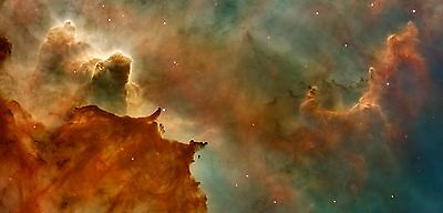 NEW MEDIUM SIZE NEBULAR CLOUD SPACE NASA HUBBLE INSPIRATIONAL PRINT PHOTO POSTER