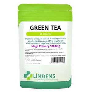 Green-Tea-Tablets-extract-eq-9000mg-203mg-EGCG-60-vegetarian-capsules-DIET