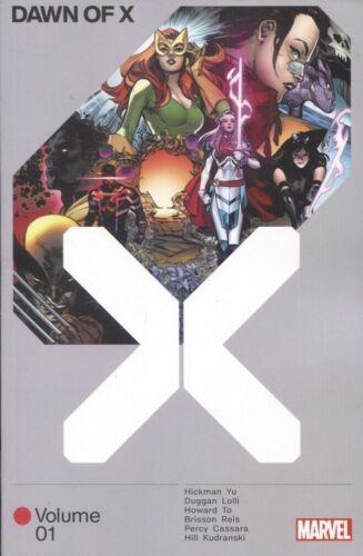 MORE X-FORCE 1 EXCALIBUR 1 Details about  /DAWN OF X TPB VOL 1 REPS X-MEN 1