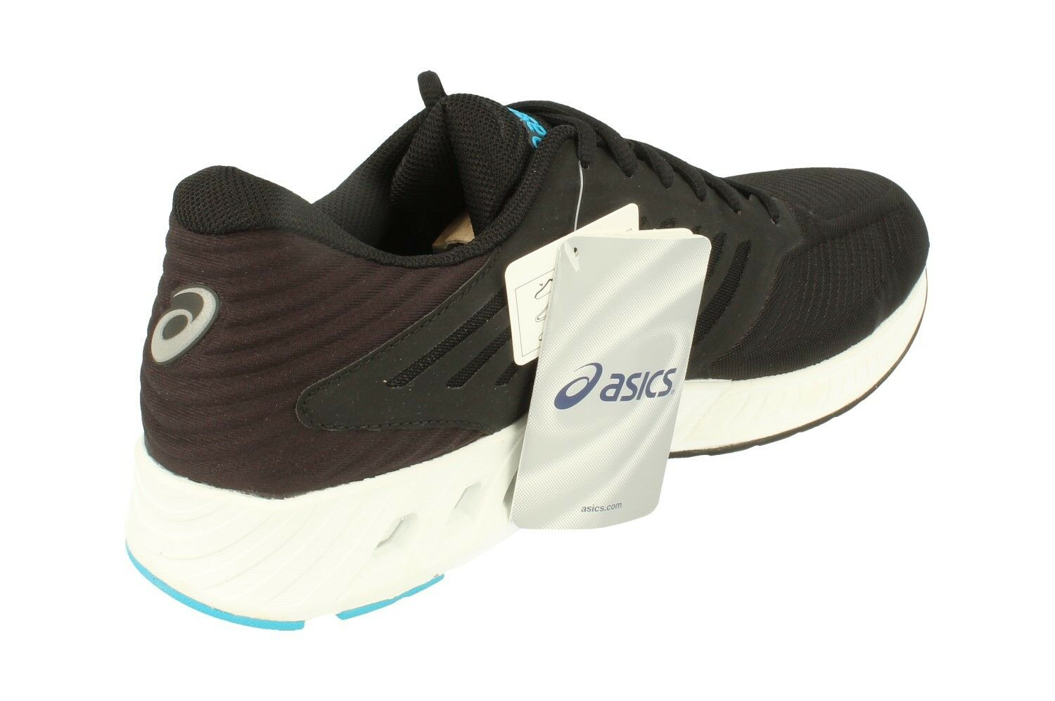 Asics Fusex Mens Running Trainers T639N Sneakers Shoes 9090
