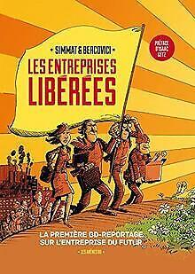 Les Entreprises libérées de Simmat, Benoist, Bercovici, Ph... | Livre | état bon