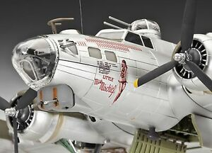 revell-of-Germany-1-72-B-17G-Flying-Fortress-Plastic-Model-kit-new-in-box