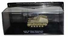 Kfz tank panzer Sd 124 Wespe guêpe WW2 WWII 1943 militaire 1//72 miniature