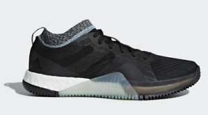 hot new products size 7 sold worldwide Details about WOMEN Adidas CrazyTrain Elite Boost Trainer Black Grey White  B22552 7 - 10
