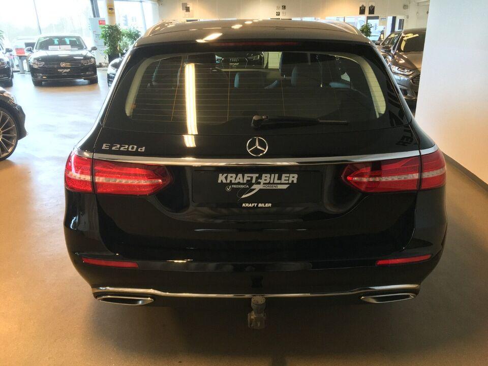 Mercedes E220 d 2,0 Avantgarde stc. aut. Diesel aut.